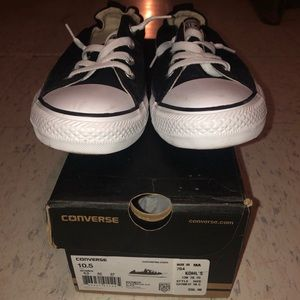 Converse only wore once